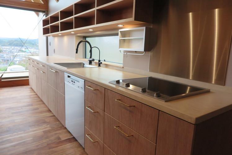 なぜミーレ食器洗い機が圧倒的な支持を得ているのか?★造作キッチン事例_c0156359_10095341.jpg