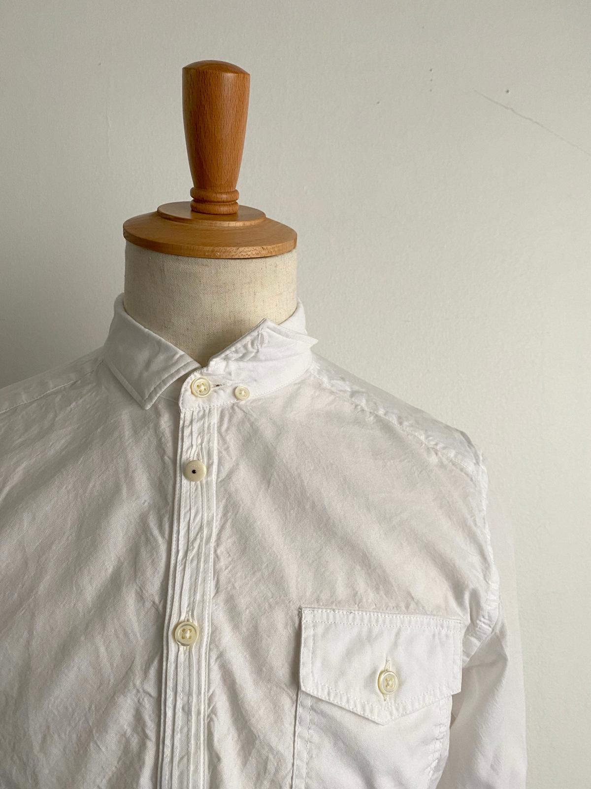 Compact Ox Round Hem Shirt_c0379477_13205749.jpg