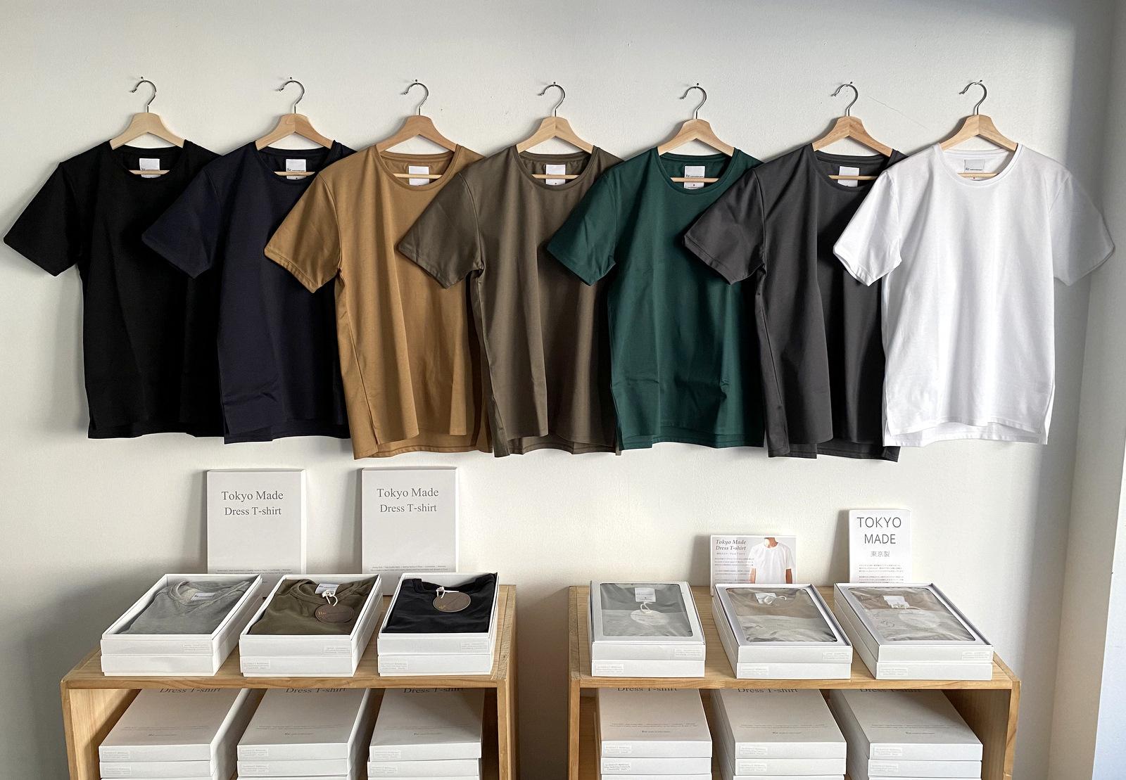 Tokyo Made Dress T-shirt_c0379477_14041729.jpg