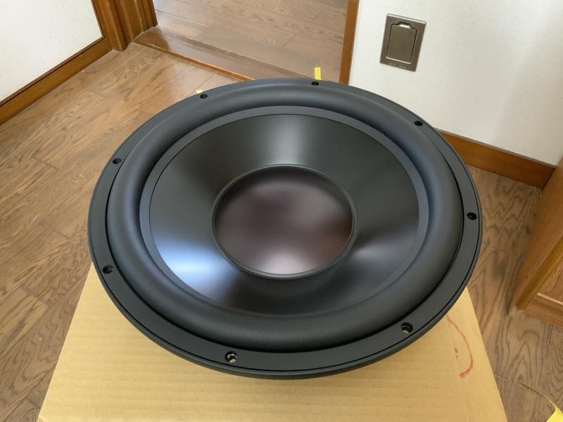 """Dyton Audio RSS390-PR 15\""""パッシブラジエーターを使ってみました。」_b0052286_20282494.jpg"""