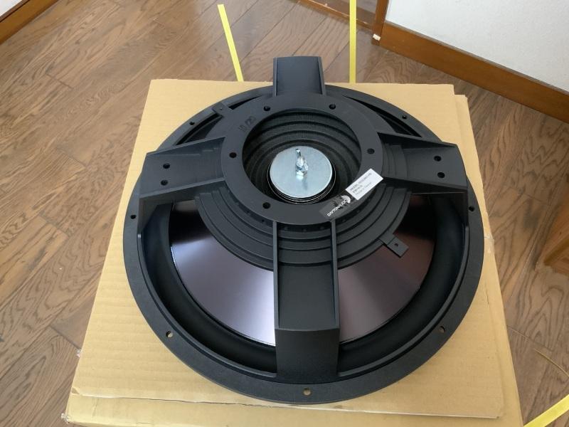 """Dyton Audio RSS390-PR 15\""""パッシブラジエーターを使ってみました。」_b0052286_20292003.jpg"""