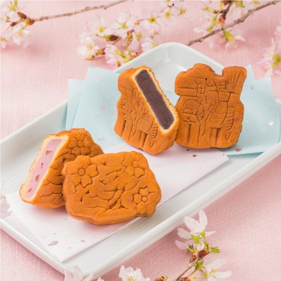 ◆焼餅菓子 滝桜_e0218089_15504646.jpg