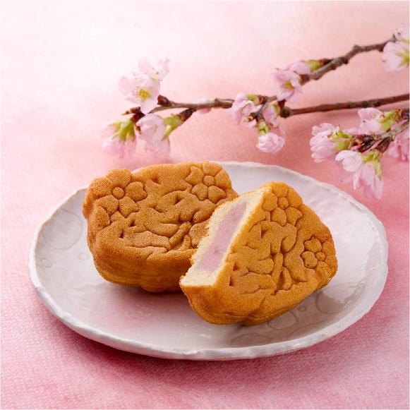 ◆焼餅菓子 滝桜_e0218089_15505342.jpg