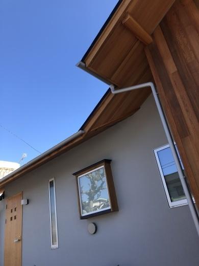 外壁、外構工事 色合わせ_a0129492_15232365.jpeg