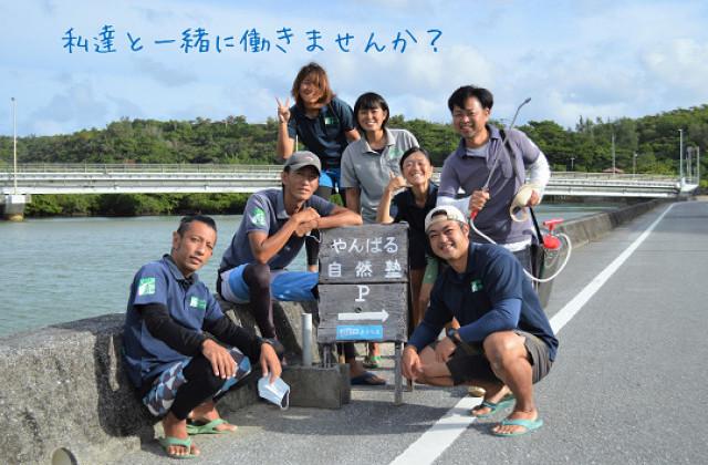 求人情報_沖縄のやんばる自然塾_d0348249_15212128.jpg