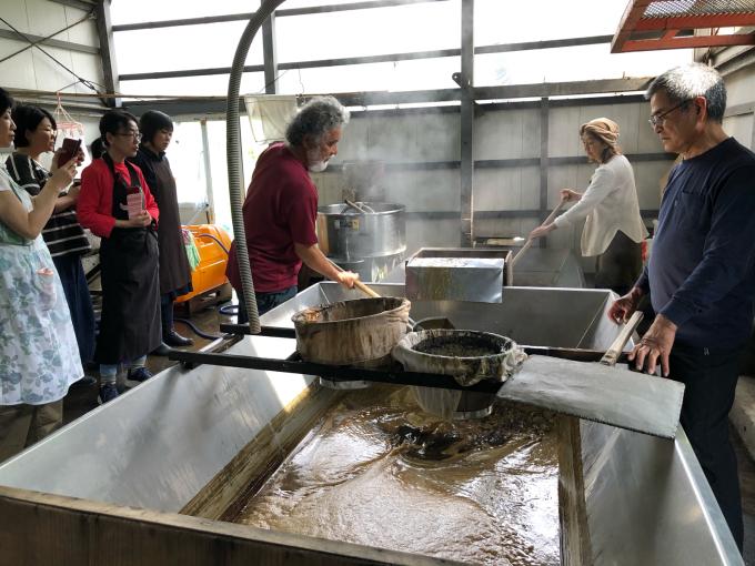 奄美大島のタンカンと 叶農園さんの黒糖_b0347858_20145407.jpg