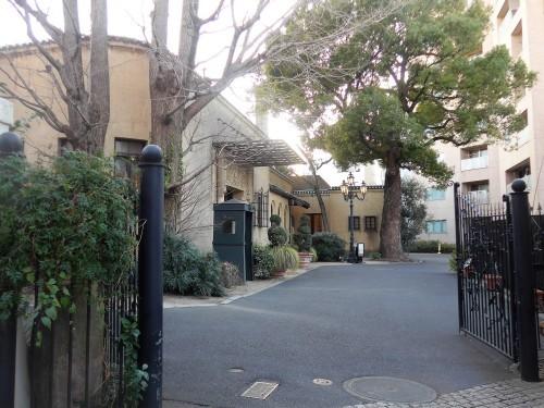 新宿若松河田「小笠原伯爵邸」へ行く。_f0232060_12143243.jpg