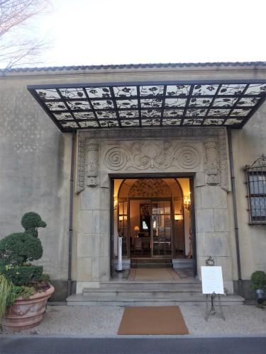 新宿若松河田「小笠原伯爵邸」へ行く。_f0232060_12143544.jpg