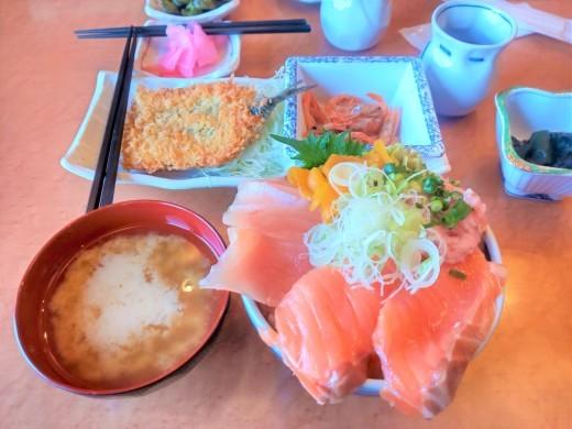 埼玉漁港の海鮮食堂そうま水産上尾店_c0218425_21585269.jpg