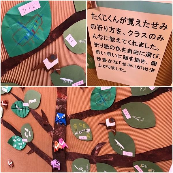 孫の造形展とチョコレートケーキ~♪_c0079828_21260063.jpg