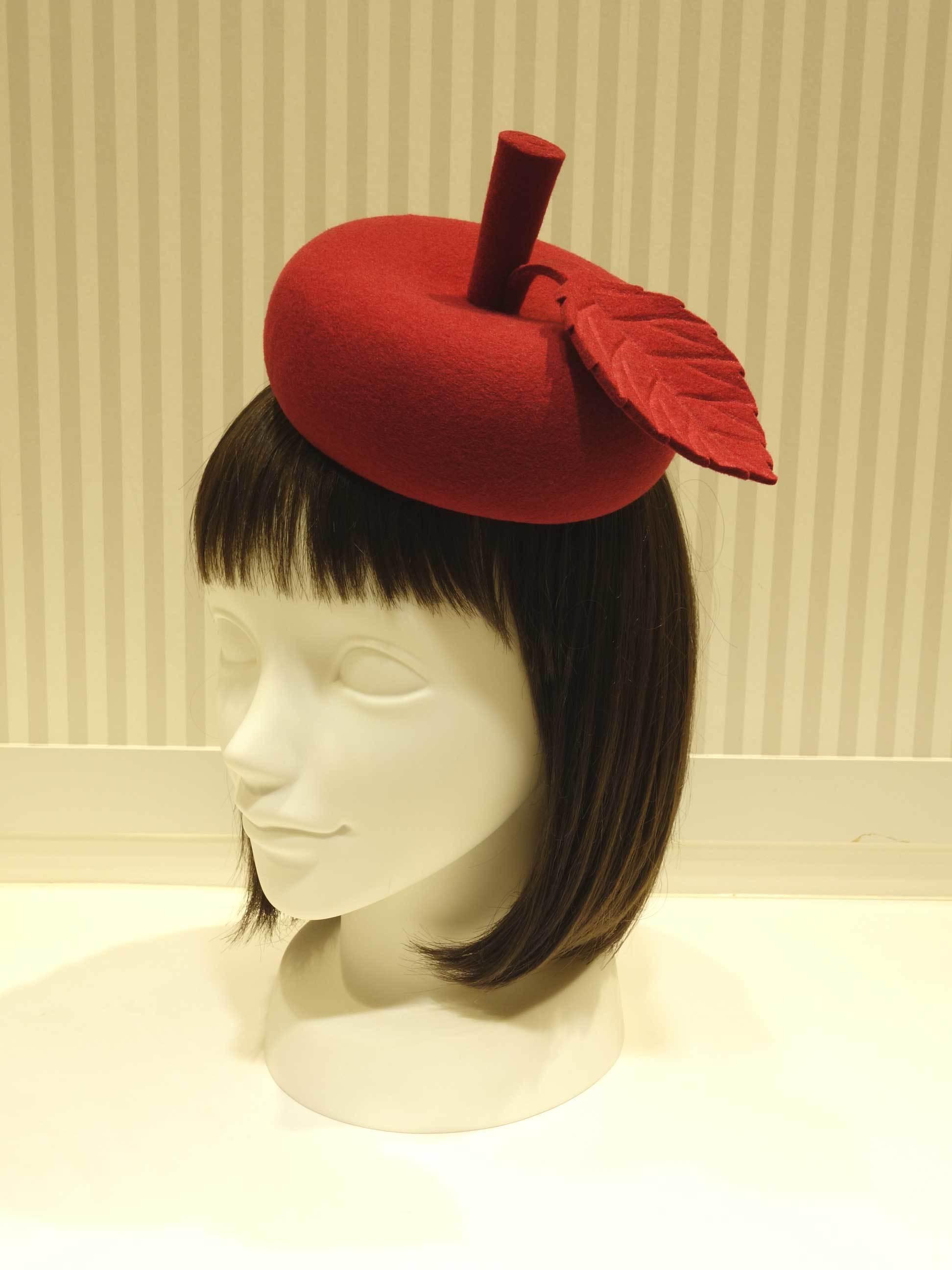 シャポンさん帽子*新入荷_e0167832_15015631.jpg
