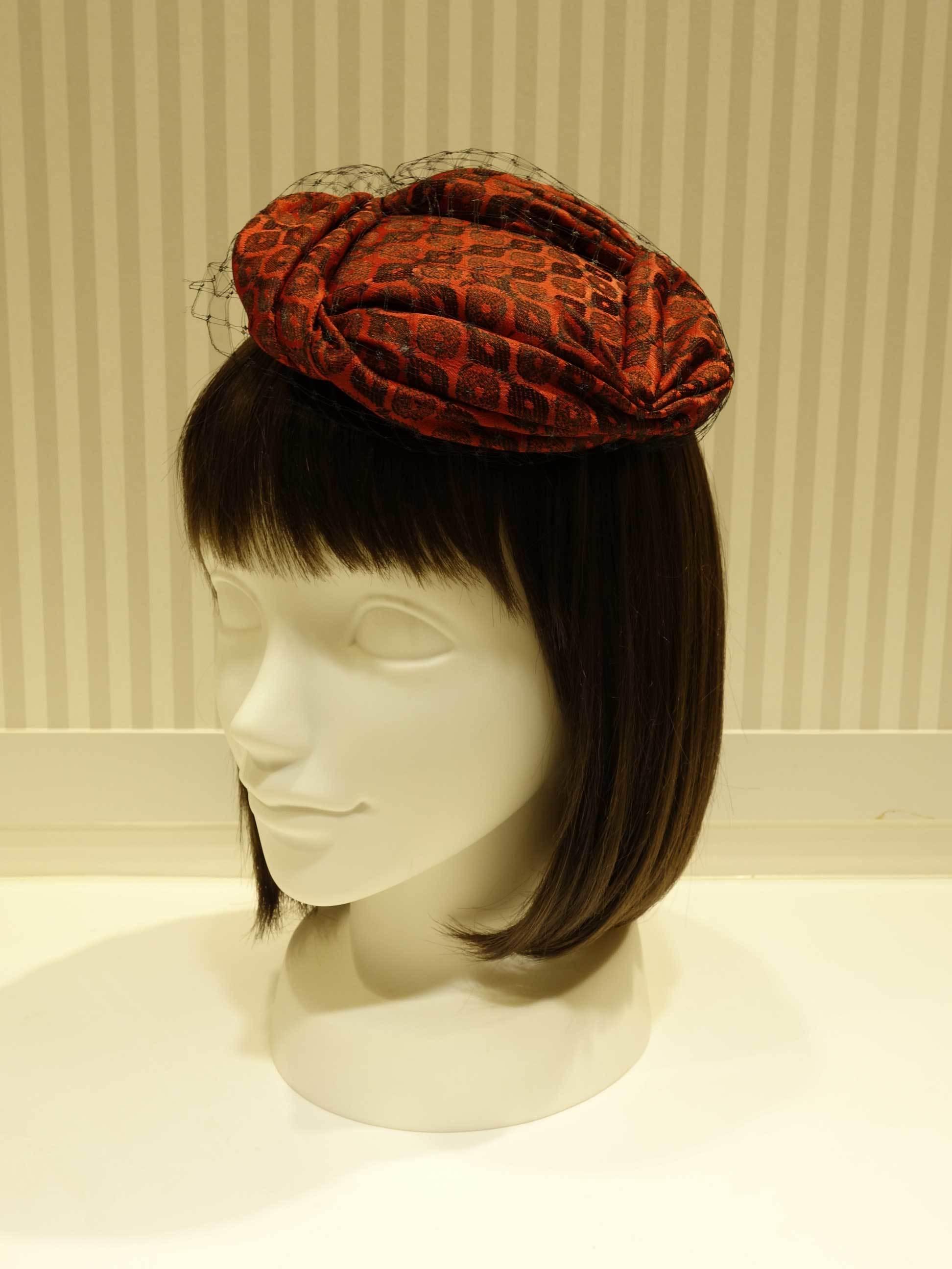 シャポンさん帽子*新入荷_e0167832_15015661.jpg