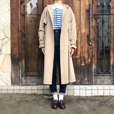 〔fig London〕交織シャンブレー double CO_a0389054_18131718.jpg
