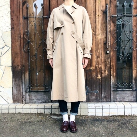 〔fig London〕交織シャンブレー double CO_a0389054_18131950.jpg