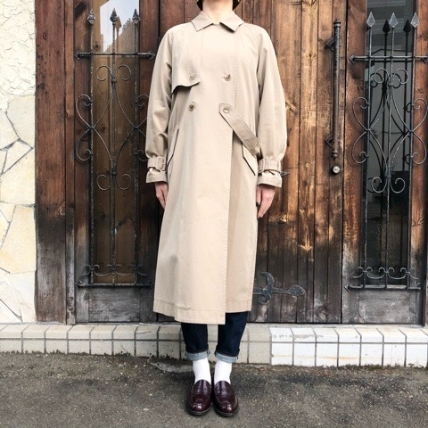 〔fig London〕交織シャンブレー double CO_a0389054_18132286.jpg
