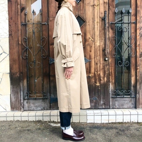 〔fig London〕交織シャンブレー double CO_a0389054_18173574.jpg
