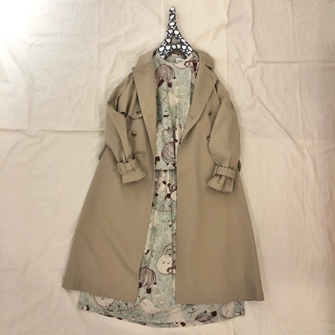 〔fig London〕交織シャンブレー double CO_a0389054_18183097.jpg
