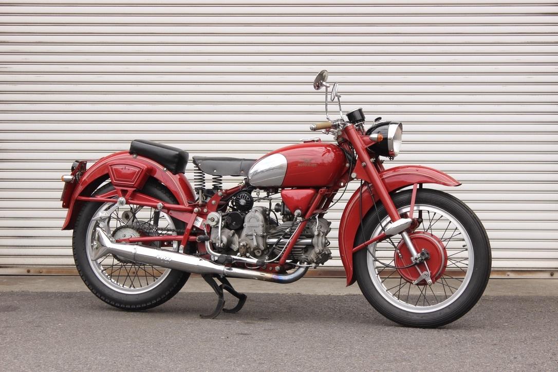 Moto Guzzi Falcone Sport 入庫_a0208987_14345908.jpeg