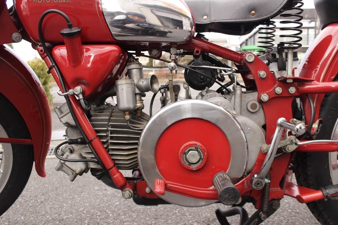 Moto Guzzi Falcone Sport 入庫_a0208987_14351400.jpeg