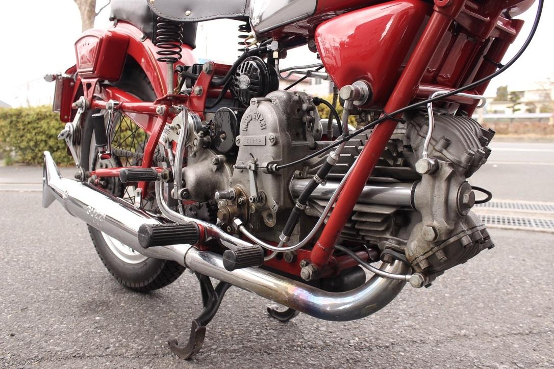Moto Guzzi Falcone Sport 入庫_a0208987_14351704.jpeg