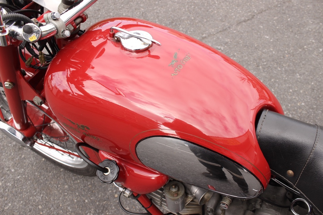 Moto Guzzi Falcone Sport 入庫_a0208987_14353899.jpeg