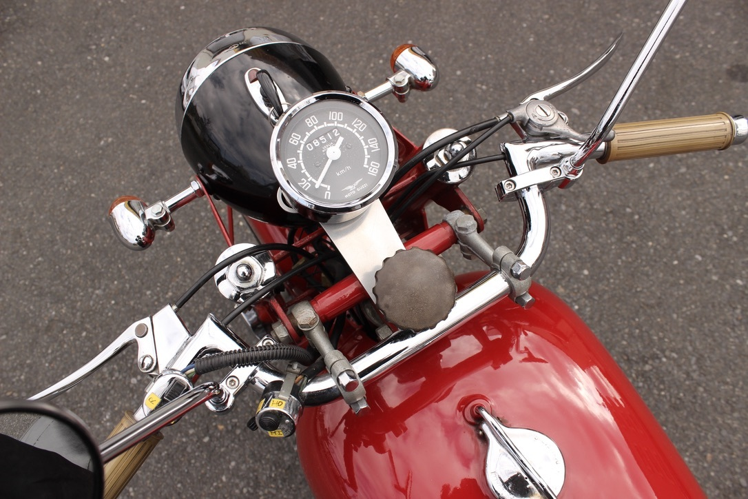 Moto Guzzi Falcone Sport 入庫_a0208987_14354866.jpeg