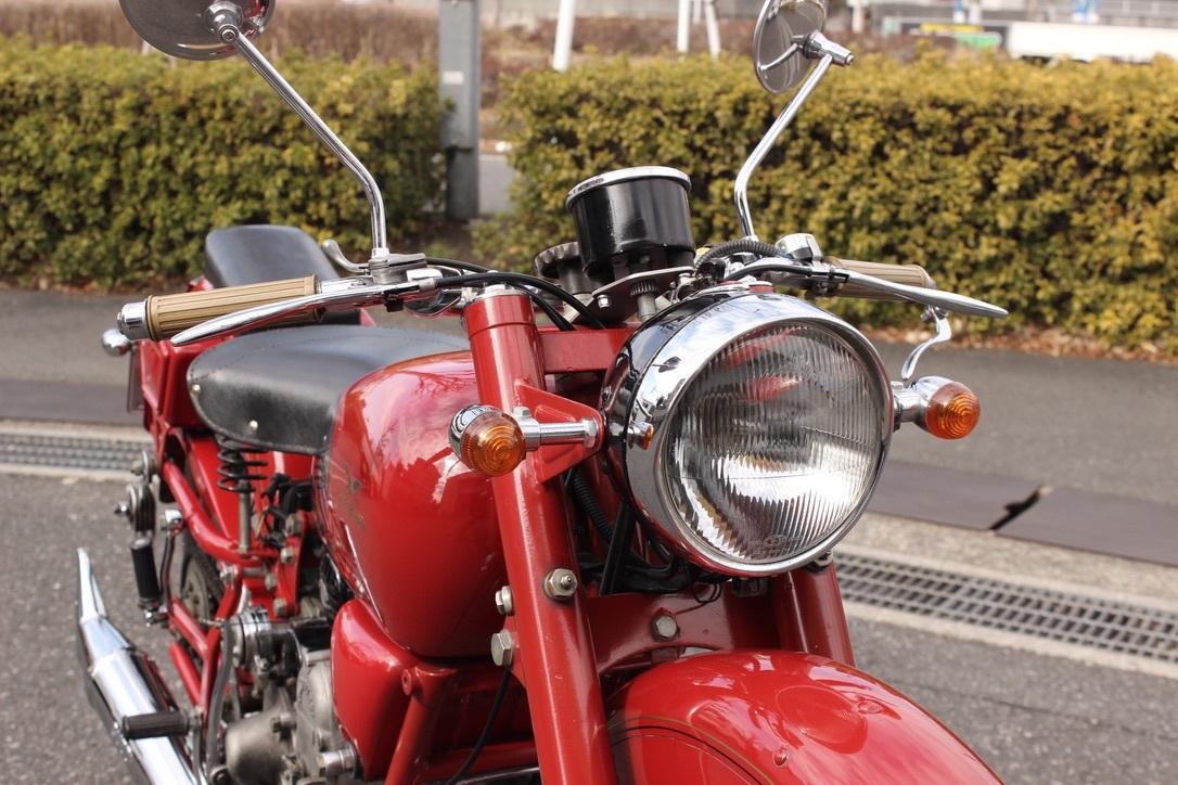 Moto Guzzi Falcone Sport 入庫_a0208987_14355460.jpeg