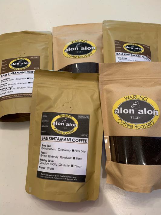 キンタマーニコーヒー☆Alon alon Coffee Roastery_a0063997_19403790.jpg