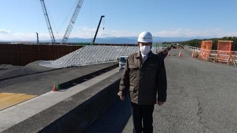 沼川新放水路工事は順調に進んでいます!_d0050503_05072394.jpg