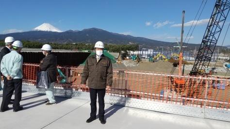 沼川新放水路工事は順調に進んでいます!_d0050503_05080908.jpg