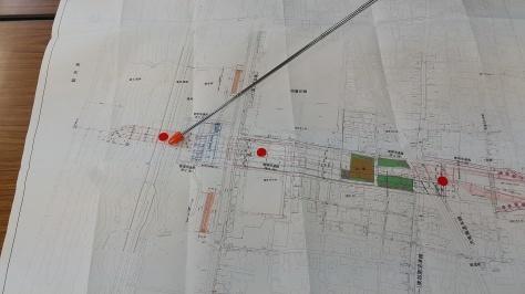 沼川新放水路工事は順調に進んでいます!_d0050503_05082476.jpg