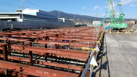 沼川新放水路工事は順調に進んでいます!_d0050503_05090607.jpg