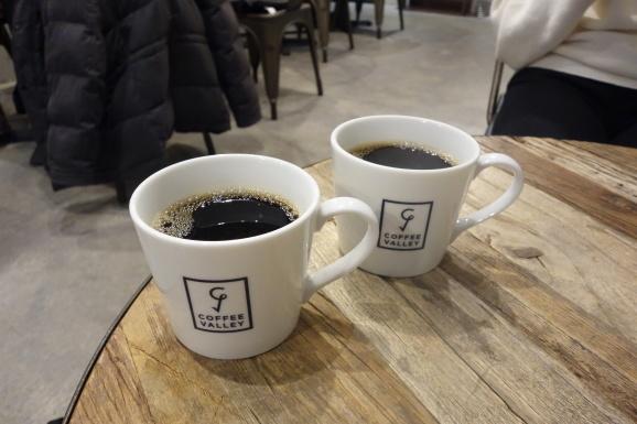 COFFEE VALLEYさんでコーヒー_e0230011_17340279.jpg