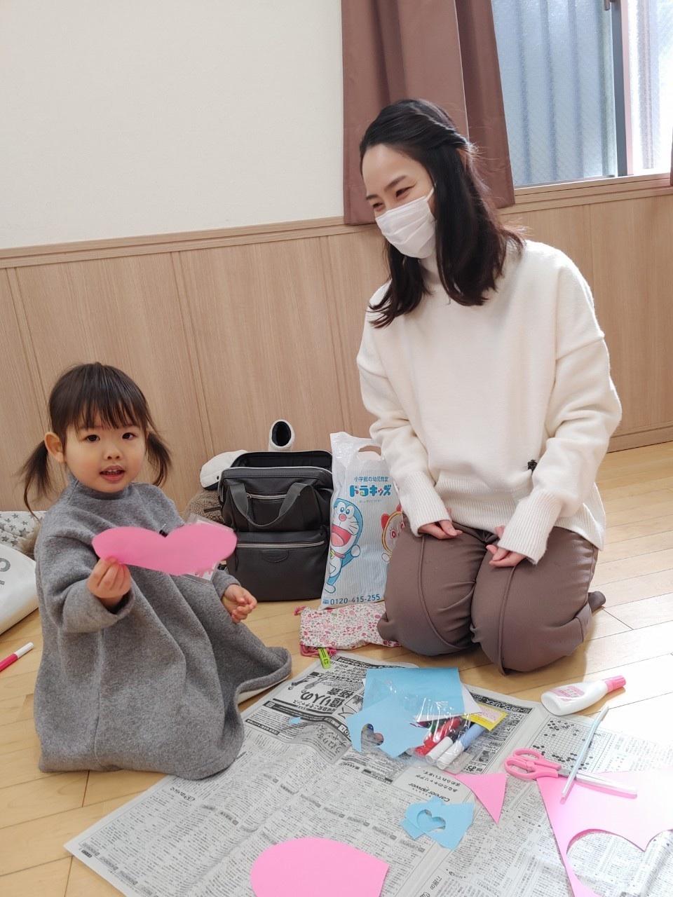 チャイルドパーク☆バレンタイン工作_c0226744_02221653.jpeg