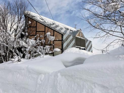 豪雪岩見沢のドカドカ雪 2_c0189970_11284931.jpg