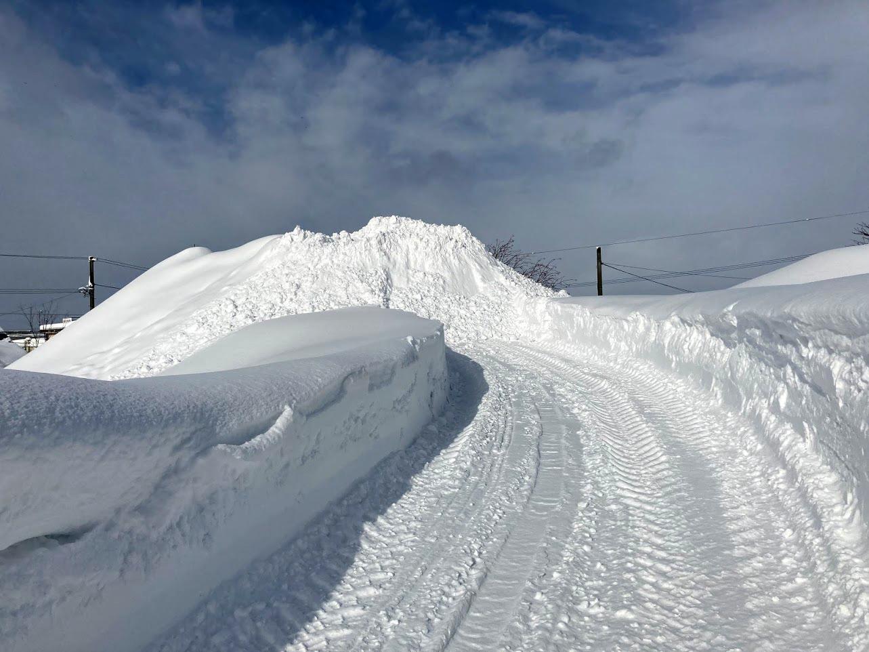 豪雪岩見沢のドカドカ雪 2_c0189970_11354020.jpg