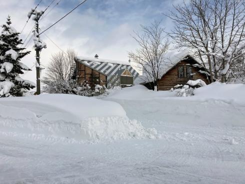 豪雪岩見沢のドカドカ雪 2_c0189970_11470704.jpg