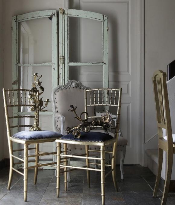 フレンチアンティーク アンティークチェア 椅子 2脚 ベルベット ゴールド 座面 張り替え済み_b0179814_13450153.jpeg