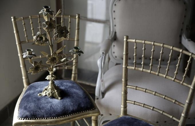 フレンチアンティーク アンティークチェア 椅子 2脚 ベルベット ゴールド 座面 張り替え済み_b0179814_13451962.jpeg