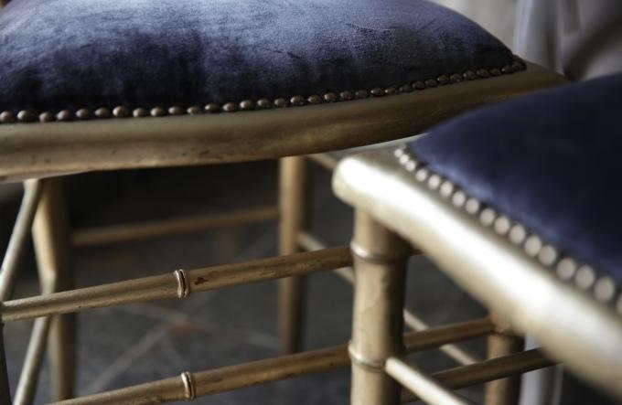 フレンチアンティーク アンティークチェア 椅子 2脚 ベルベット ゴールド 座面 張り替え済み_b0179814_13492595.jpeg