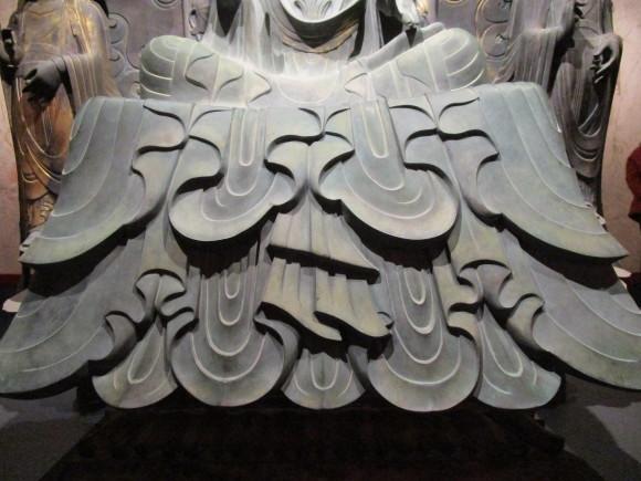 法隆寺釈迦三尊像のクローンが語る歴史_a0237545_21151690.jpg