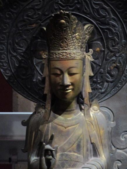 法隆寺釈迦三尊像のクローンが語る歴史_a0237545_21190945.jpg