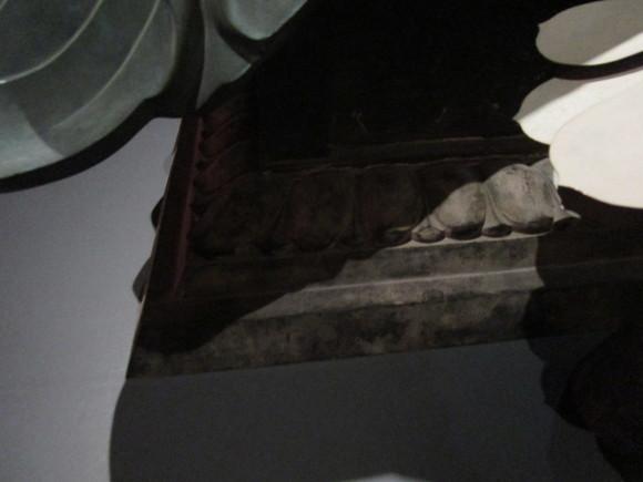 法隆寺釈迦三尊像のクローンが語る歴史_a0237545_22374235.jpg