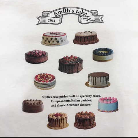 《 fig London 》cake long sleave_a0389054_18164980.png