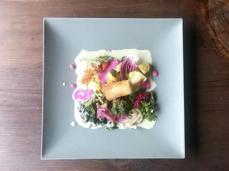 2月の料理「冬野菜と春野菜と瀬戸内の魚介」_d0177560_21331755.jpg