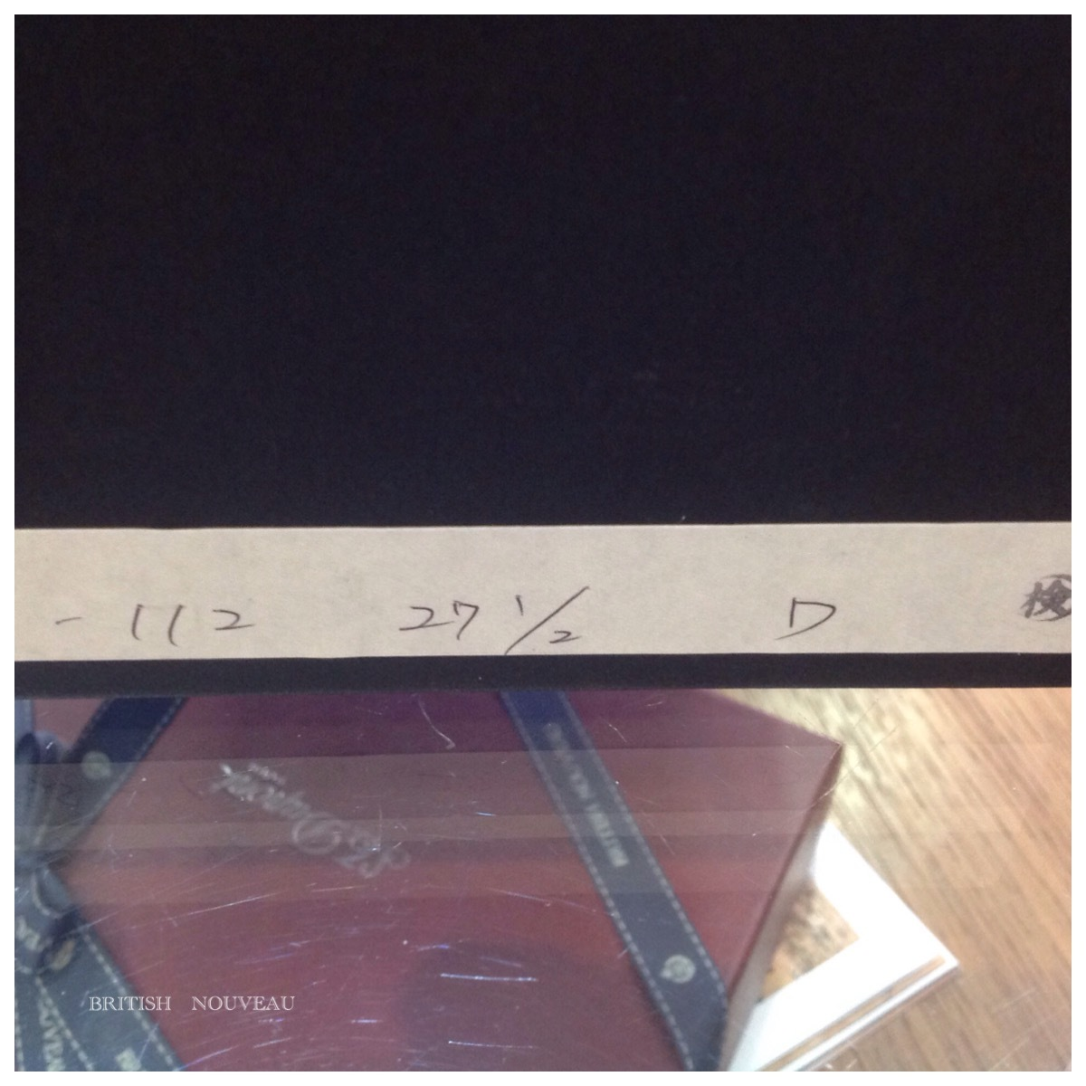 CUSTOM   ORDER   SHOES  仕上り m(_ _)m_f0039487_11232226.jpg
