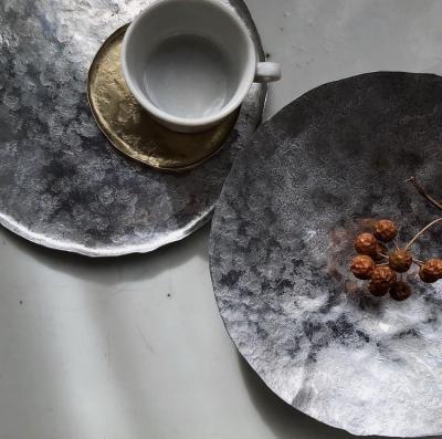 DECO + 「真鍮とアルミの小皿と指輪のワークショップ」_c0008801_19573273.jpg