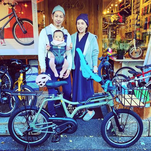 EZ! パナソニックez 電動自転車特集『バイシクルファミリー』Yepp ビッケ ステップクルーズ 電動自転車 おしゃれ自転車 チャイルドシート bobikeone BEAMS bp02 イーゼット_b0212032_16335510.jpeg