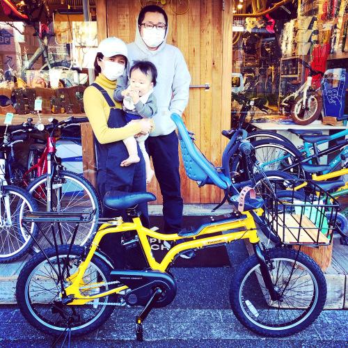 EZ! パナソニックez 電動自転車特集『バイシクルファミリー』Yepp ビッケ ステップクルーズ 電動自転車 おしゃれ自転車 チャイルドシート bobikeone BEAMS bp02 イーゼット_b0212032_16344199.jpeg