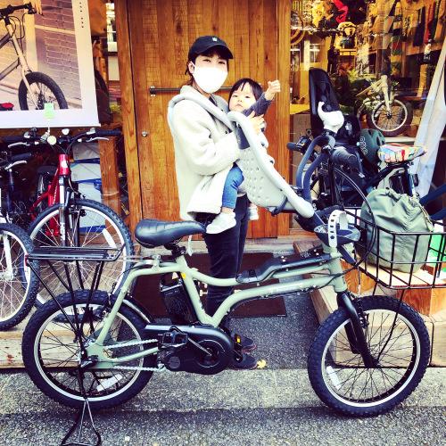 EZ! パナソニックez 電動自転車特集『バイシクルファミリー』Yepp ビッケ ステップクルーズ 電動自転車 おしゃれ自転車 チャイルドシート bobikeone BEAMS bp02 イーゼット_b0212032_16374935.jpeg